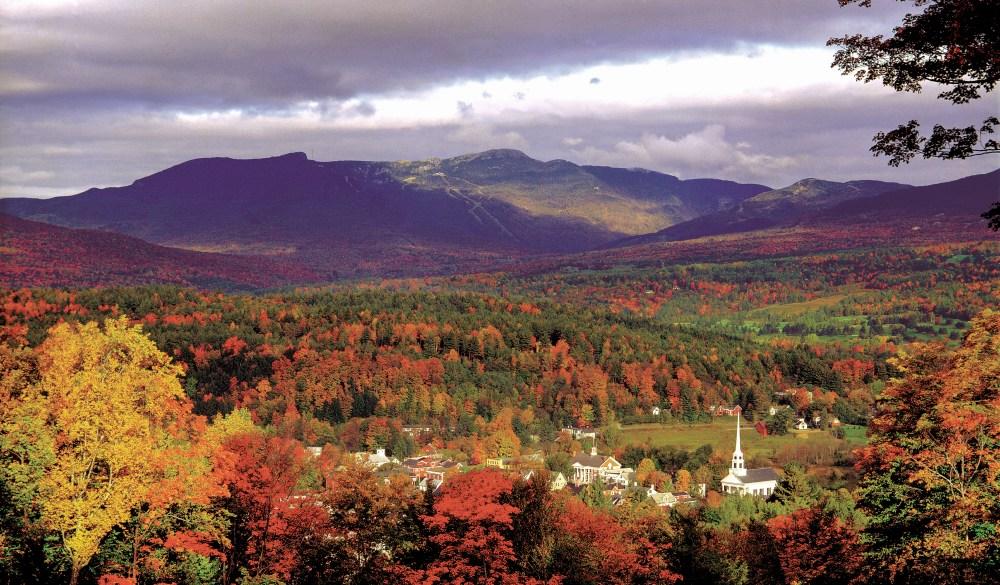 Stowe Village, Vermont