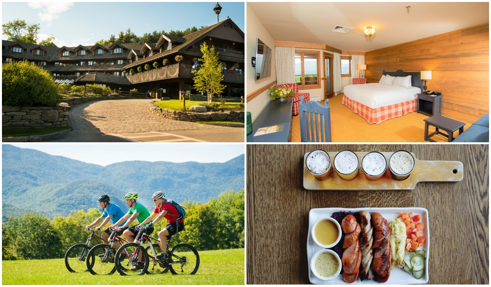 Trapp Family Lodge, budget hotels in Vermont
