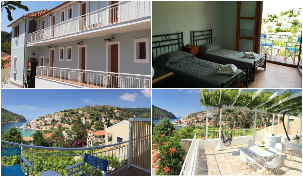 Vassilis Retreat, hotel in a small-town gems in europe