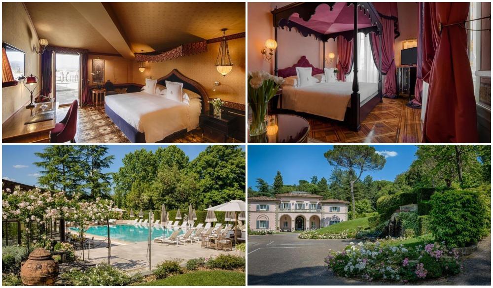 Villa Cora, hotel for your italian road trip
