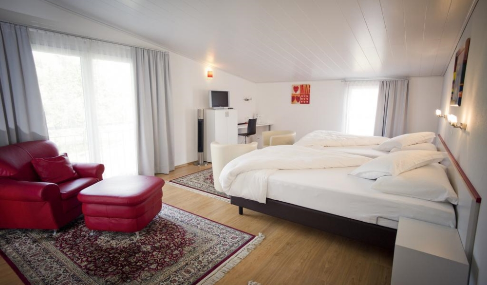 Waldhotel Hohberg, hotel to stay when you visit Switzerland
