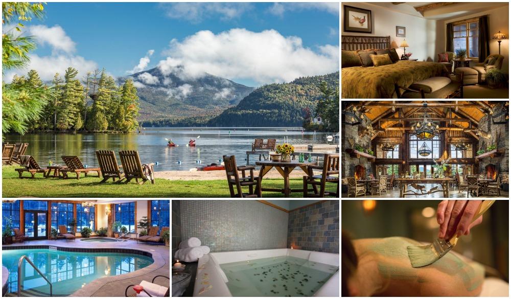 Whiteface Lodge – Lake Placid, NY, U.S. mountain resort
