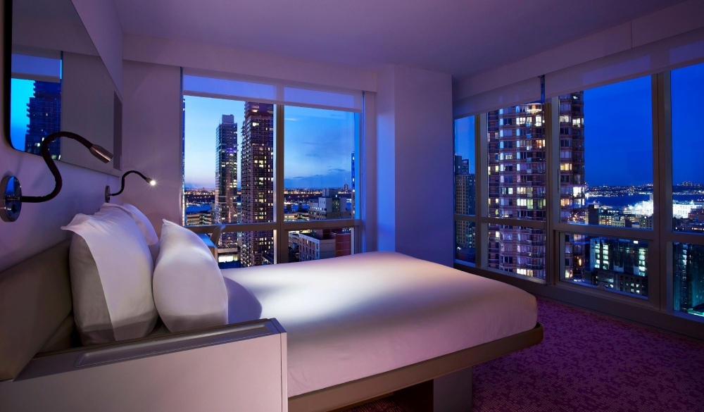 YOTEL New York – New York, USA, hi-tech hotels
