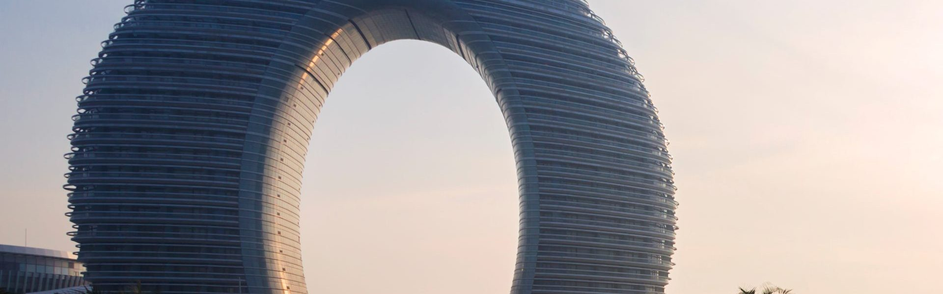The sheraton huzhou in zhejiang province and city construction