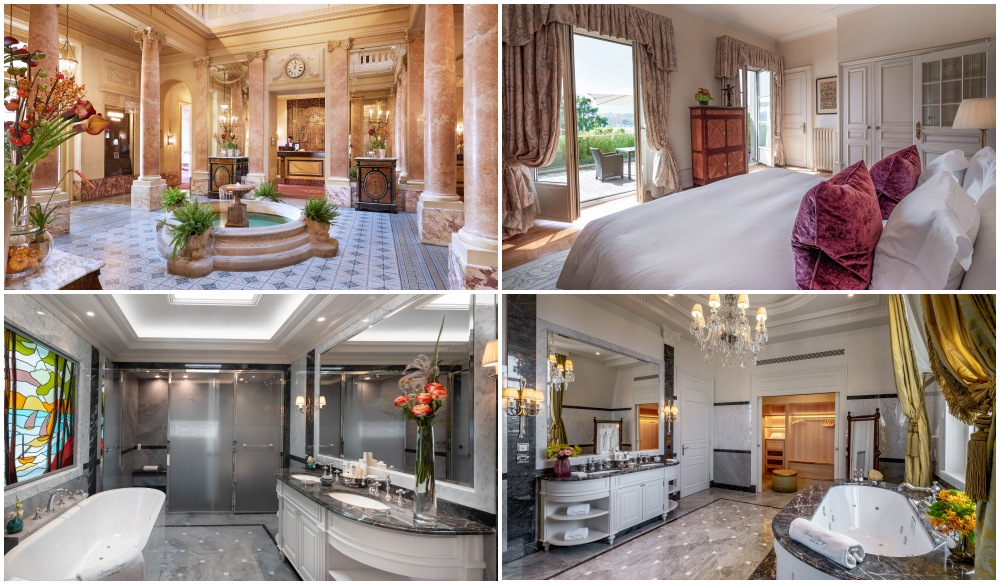 Beau-Rivage Geneva, best hotel for europe's lake getaways
