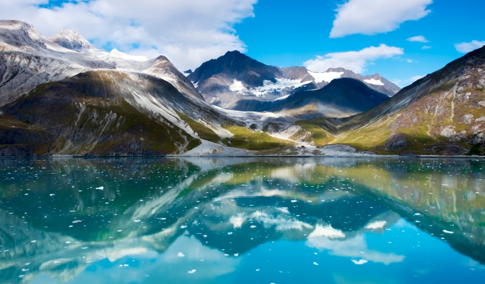 Glacier Bay National Park, Alaska, nature travel destinations