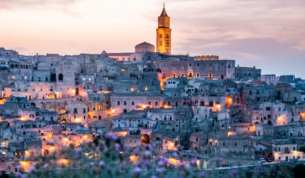 Matera, townscape, Italian road trip destination
