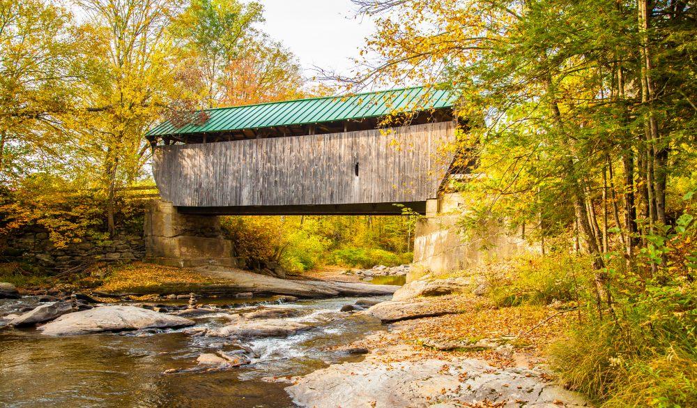 Montgomery Covered Bridge