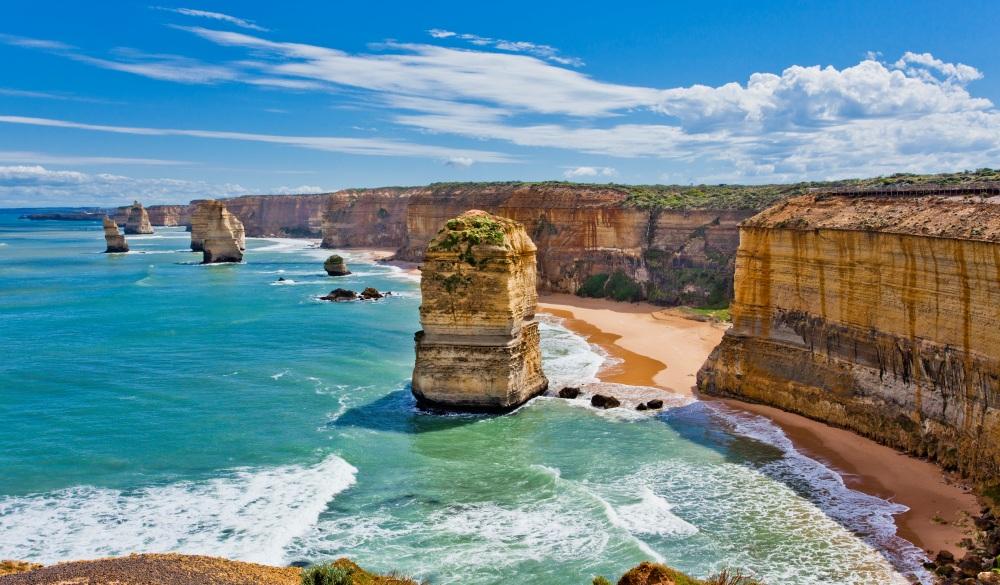 The Twelve Apostles, iconic australian road trip destination