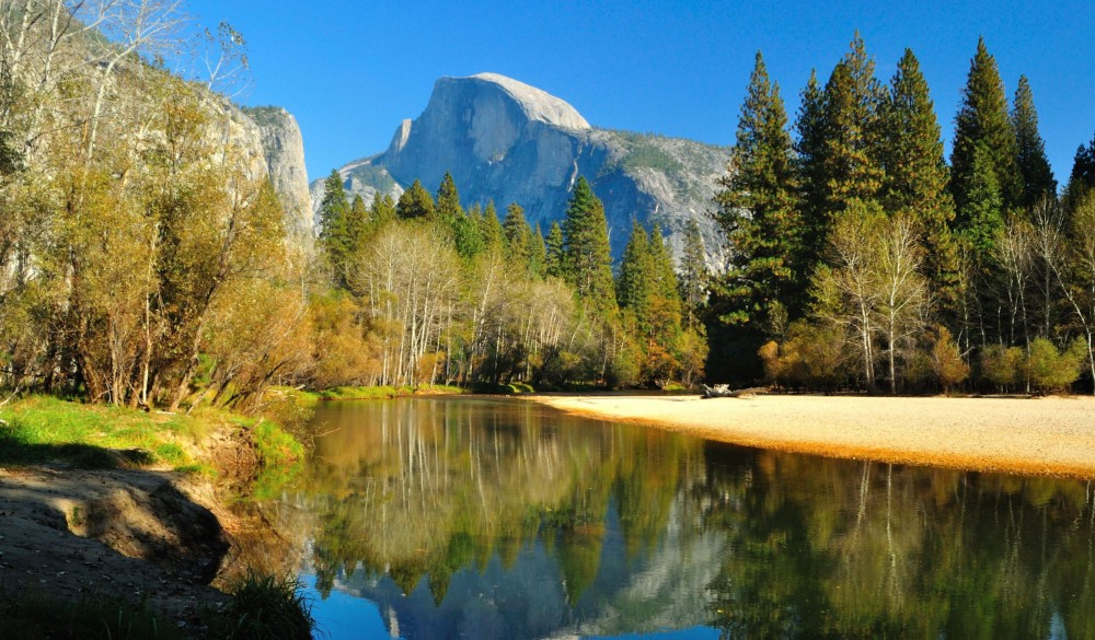 Half Dome, best hikes in the US