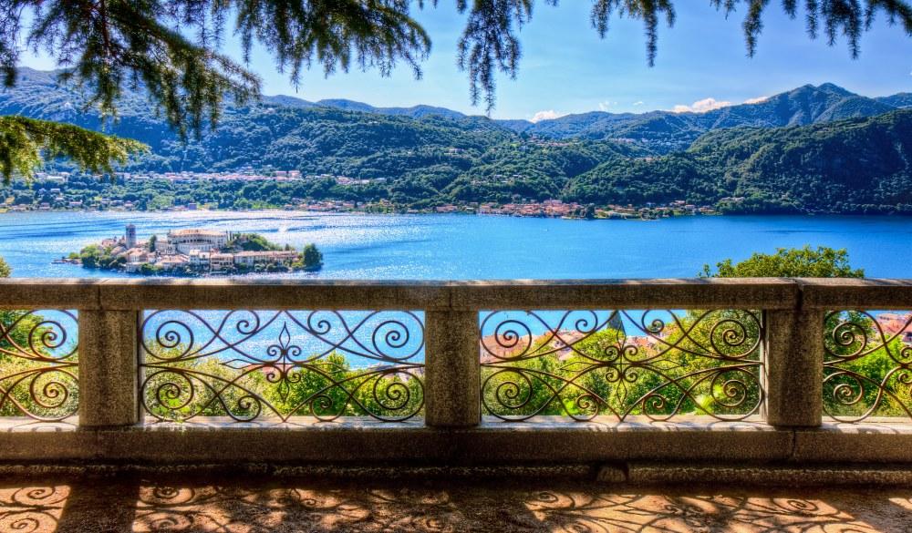 Lake Orta, best lake getaways