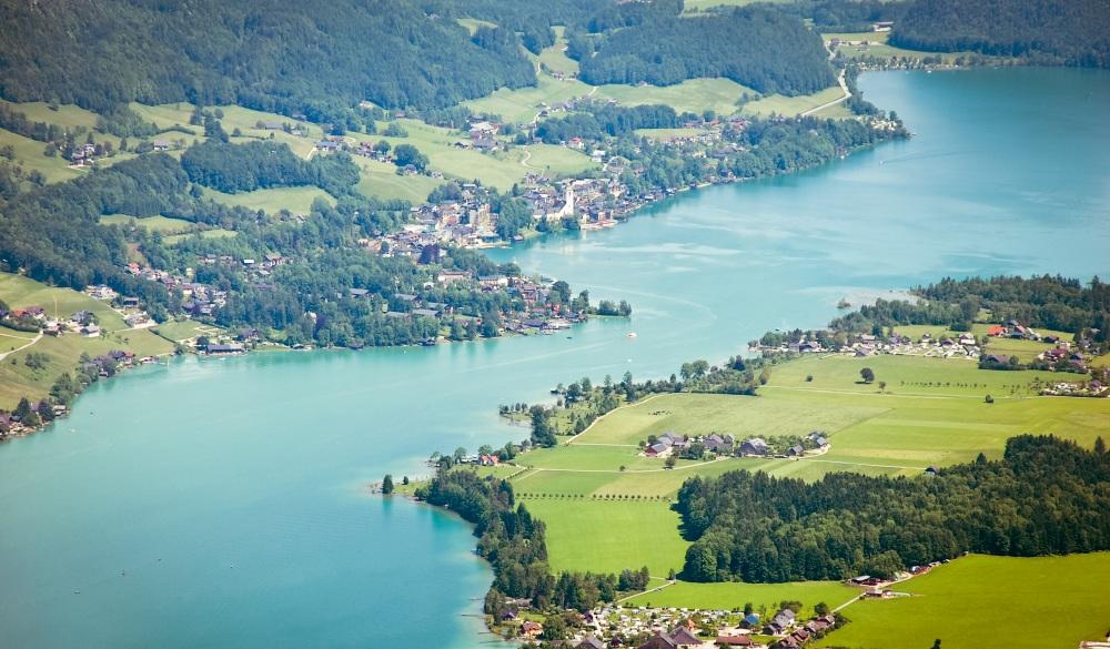 Lake Wolfgangsee, best lake getaways