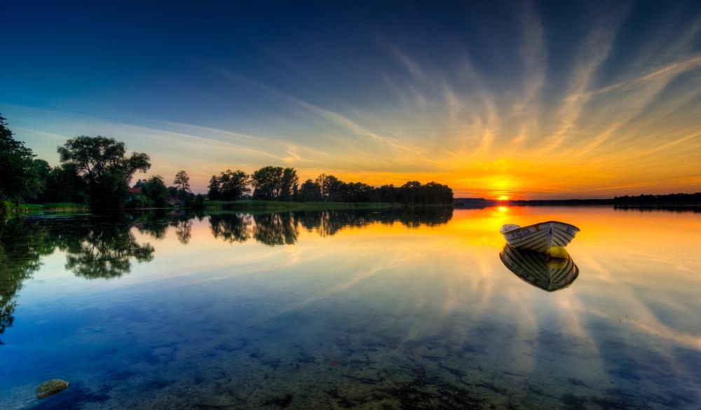 masurian lakes , best lake getaways