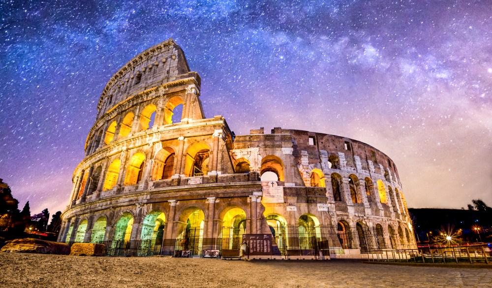 Colosseo roma coliseum colosseum, Italian road trip destination