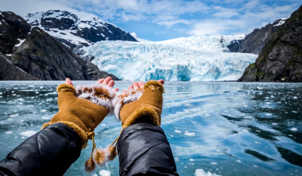 Holgate glacier, best of alaska