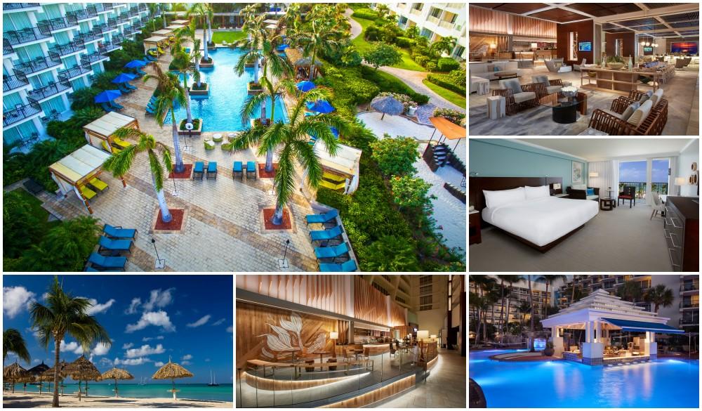 Aruba Marriott Resort & Stellaris Casino, hotel for a crowd-free vacation