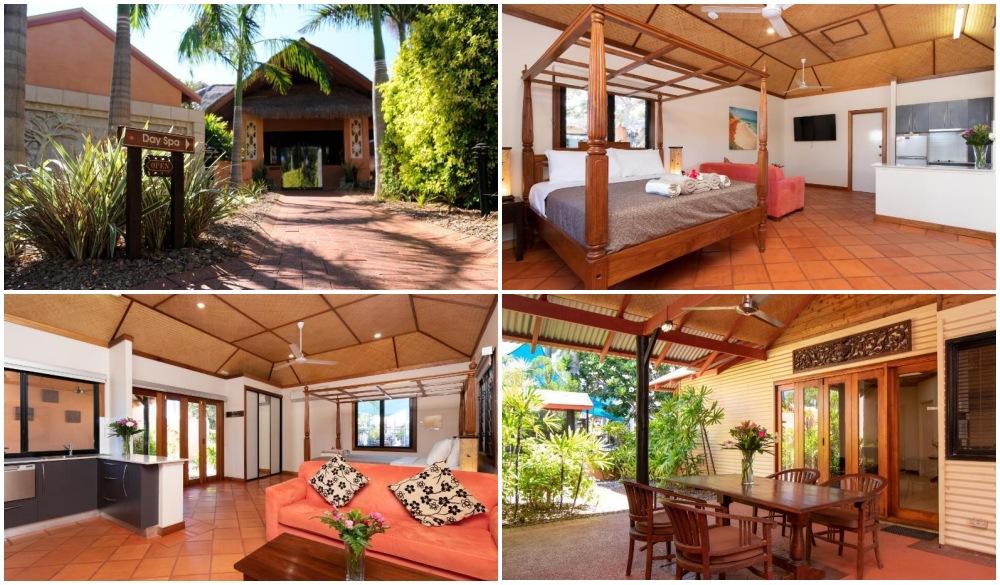 Bali Hai Resort & Spa, hotel near romantic destinations in Australia