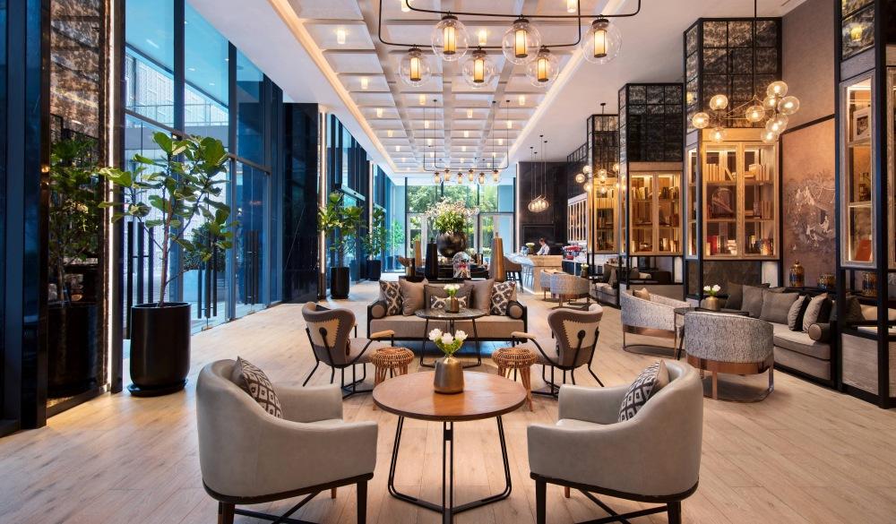 Bangkok Marriott Hotel The Surawongse, hotel near scenic train ride