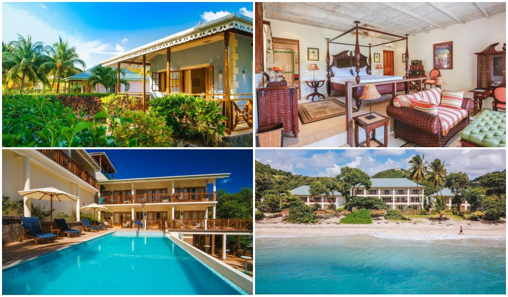 Bequia Beach Hotel Luxury Resort & Spa, Hotel for a crowd-free vacation in Caribbean