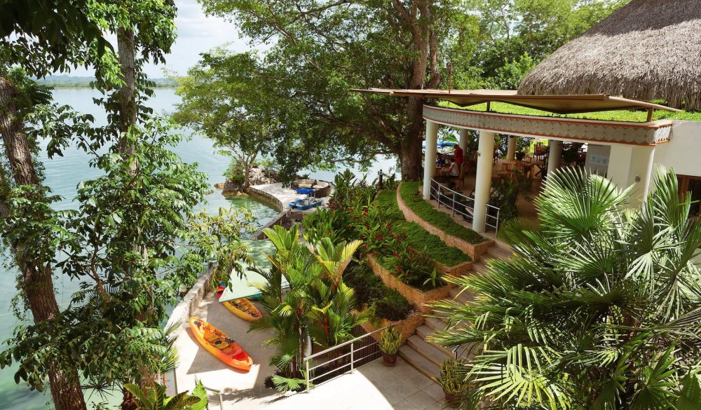 Bolontiku Boutique Hotel, hotel near mayan sites to visit