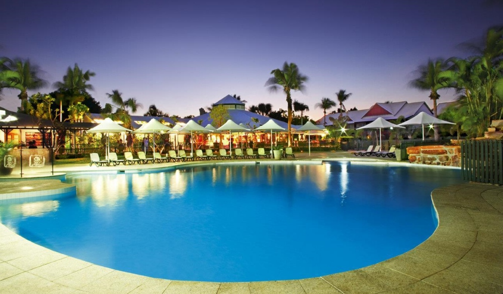 Cable Beach Club Resort & Spa, hotel for western australia visit