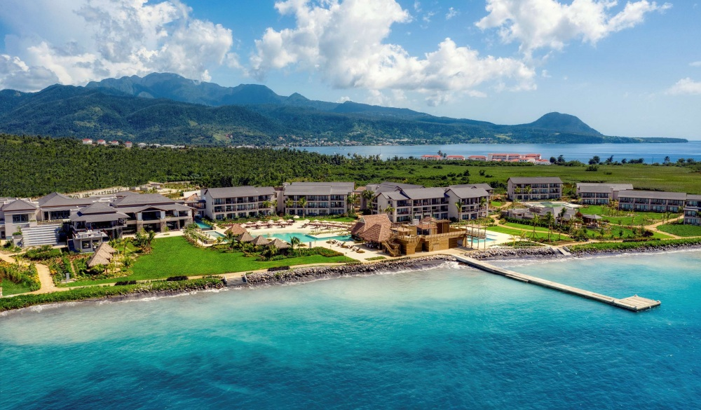 Cabrits Resort & Spa Kempinski Dominica, hotel for a crowd-free vacation