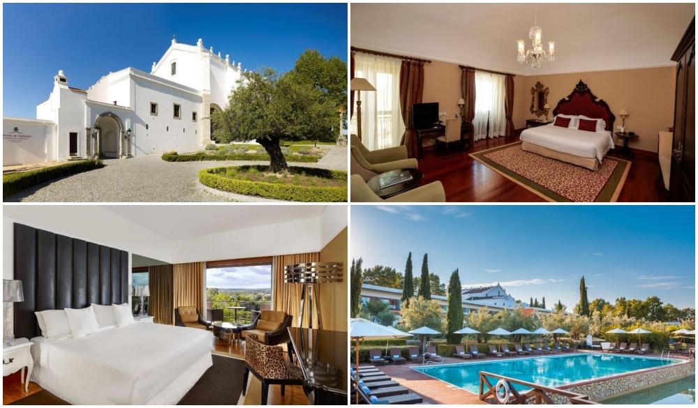 Convento do Espinheiro, Historic Hotel & Spa - Évora, hotel for portugal road trip
