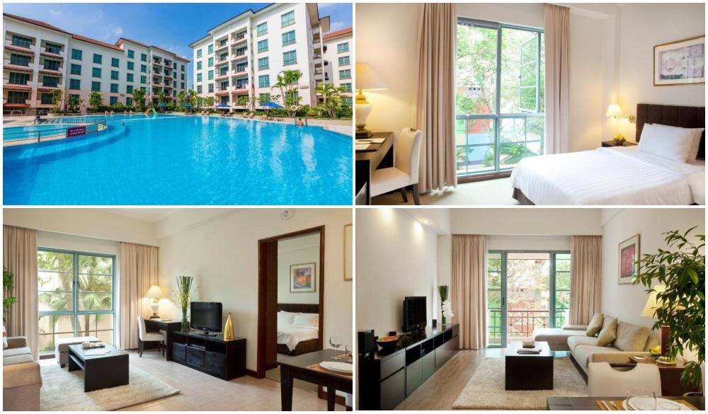 Diamond Westlake Suites, luxury hotel