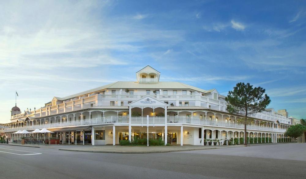 Esplanade Hotel Fremantle - By Rydges, hotle in western australia visit