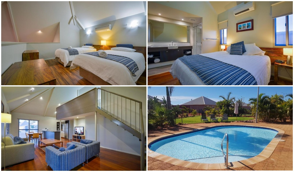 Exmouth Escape Resort, hotel for western australia visit