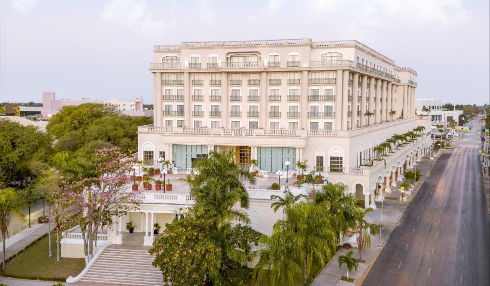 Fiesta Americana - Merida, hotel for the day of the dead celebration