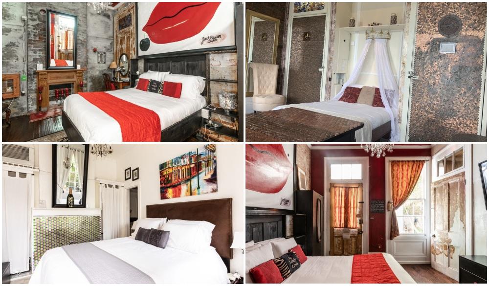 Fleur De Lis Mansion, hotel near mardi gras