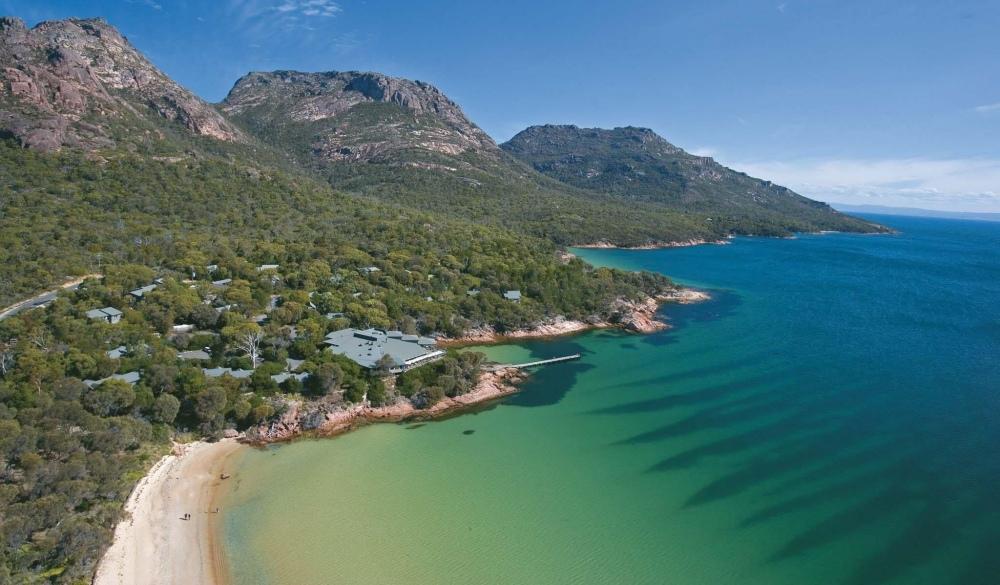 Freycinet Lodge, hotel near romantic destinations in Australia