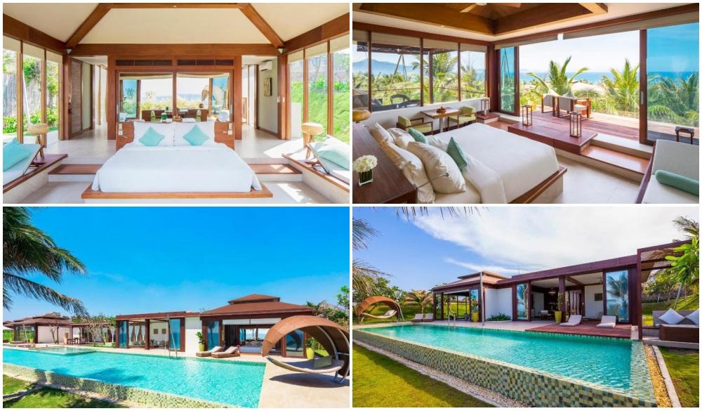 Fusion Resort Cam Ranh, beach hotel