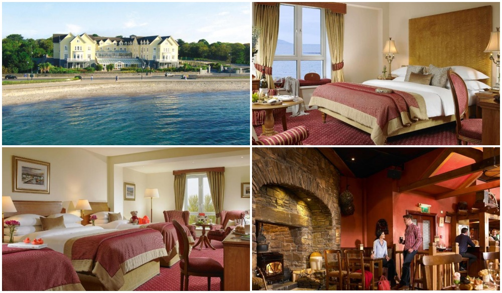 Galway Bay Hotel, Ireland, hotel to stay for Christmas