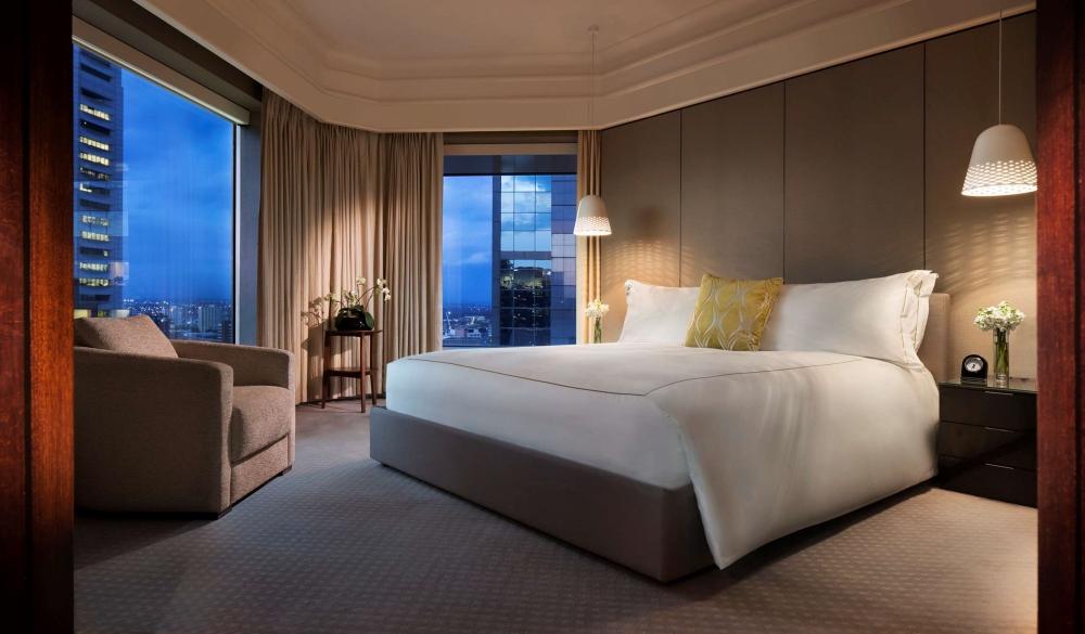Grand Hyatt Melbourne, 5-star hotel