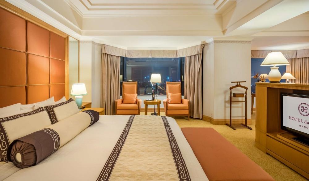 Hôtel Du Parc Hanoi