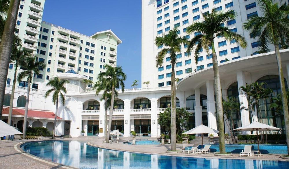 Hanoi Daewoo Hotel, luxury hotel