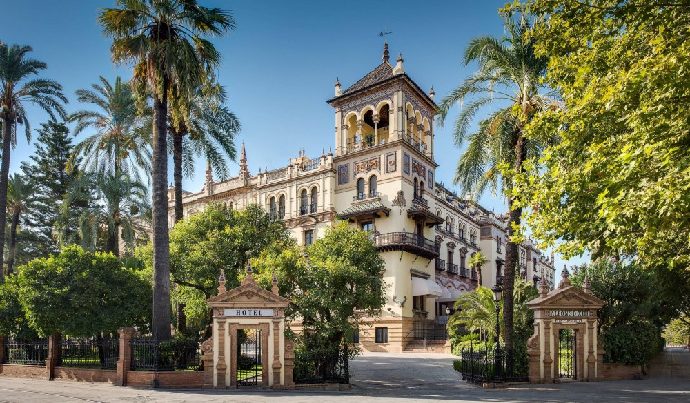Hotel Alfonso XIII, a Luxury Collection Hotel, Seville, hotel near destination for a weekend getaways in europe