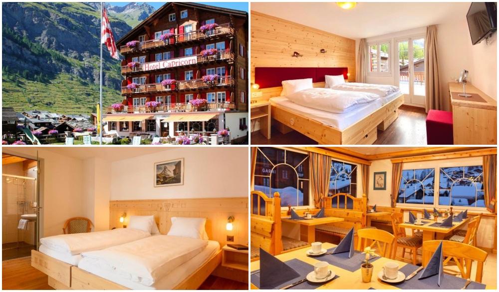 Hotel Capricorn, ski hotel