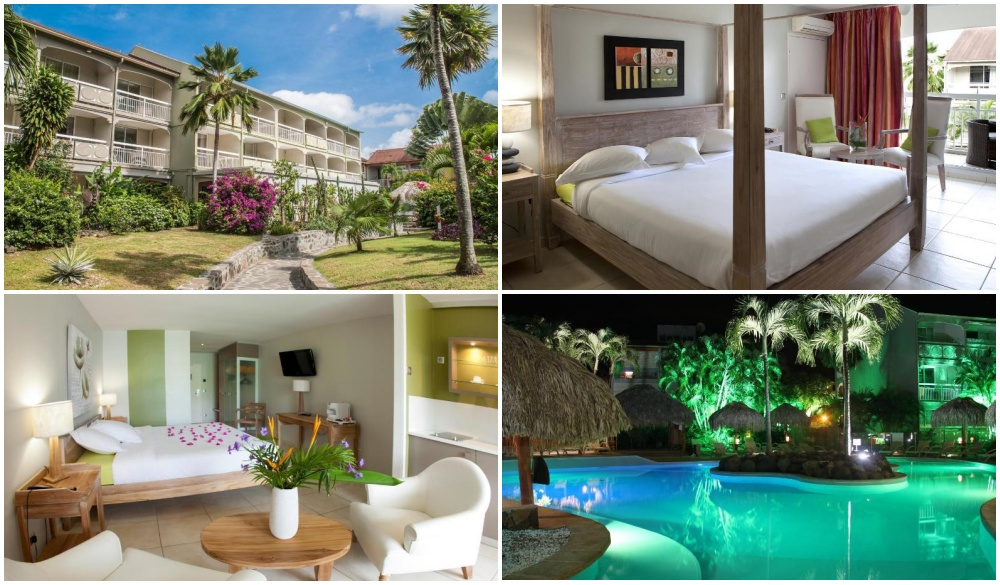 Hotel La Pagerie, hotel for a crowd-free vacation