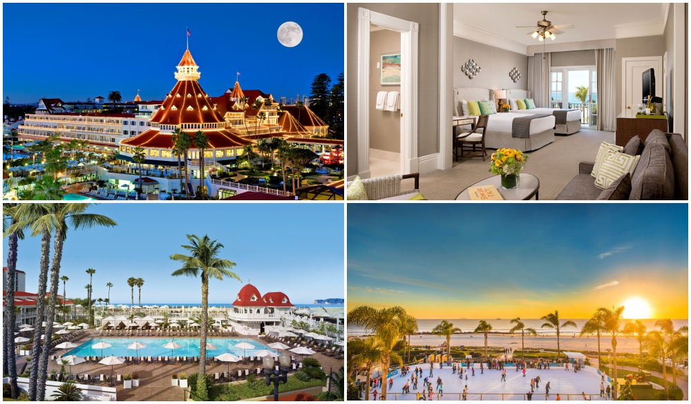 Hotel del Coronado, Curio Collection by Hilton, hotel to stay for Christmas