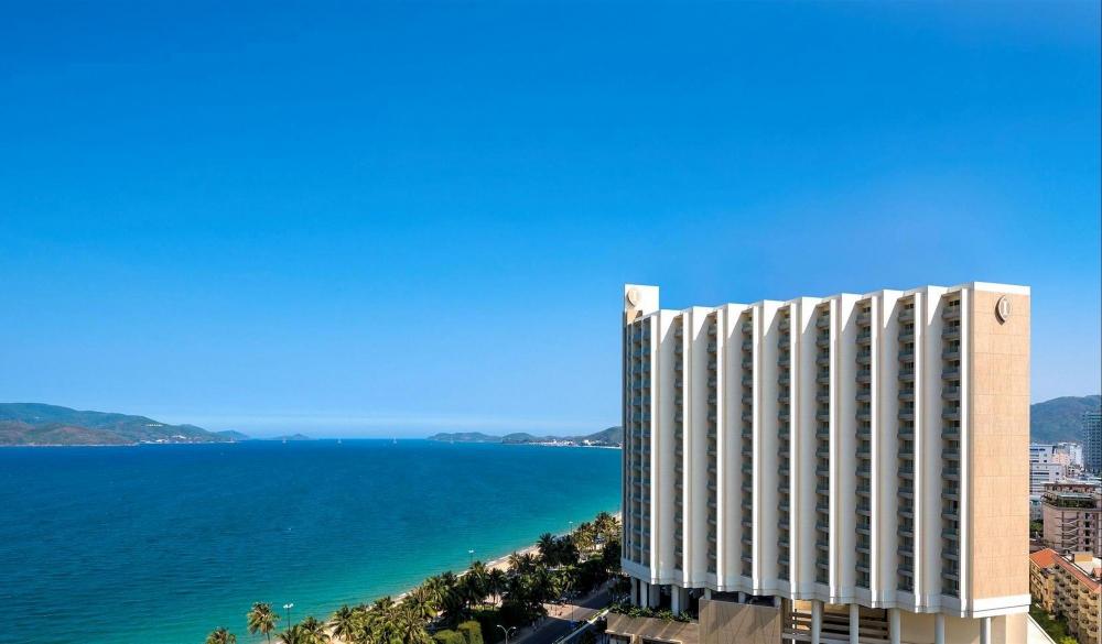 InterContinental Nha Trang, beach hotel