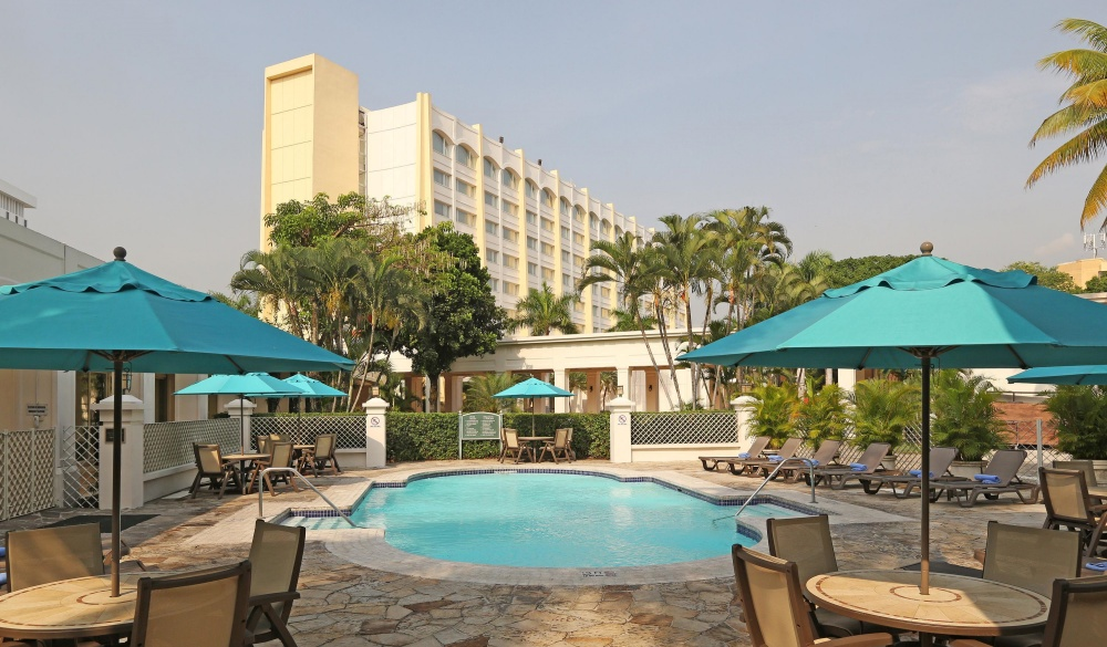 Intercontinental Hotels San Salvador-Metrocentro Mall, hotel near mayan sites to visit