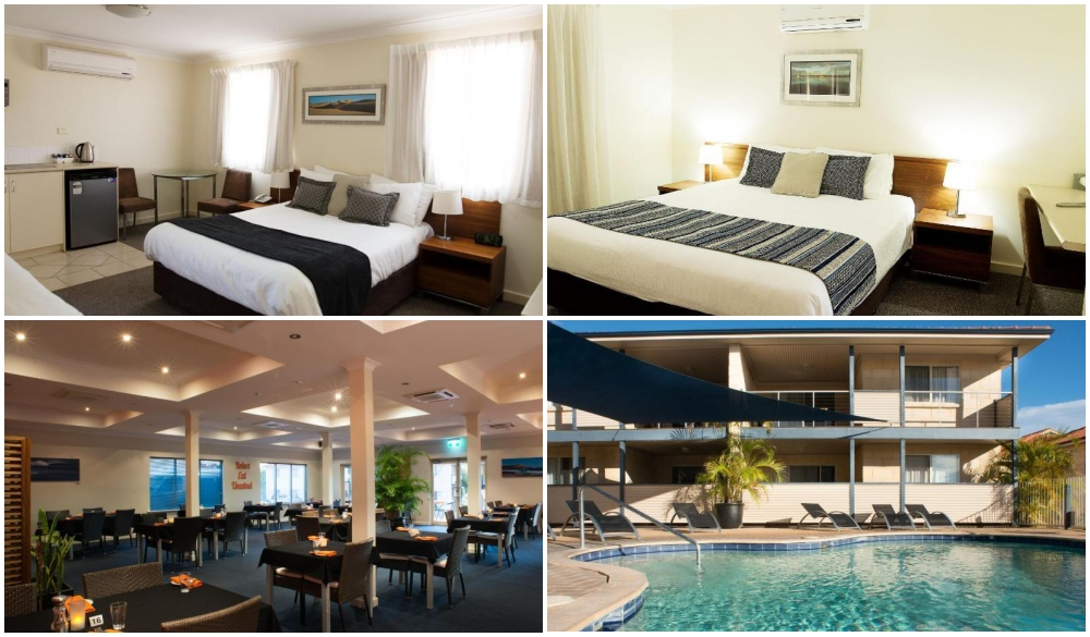 Kalbarri Edge Resort, hotel for western australia visit