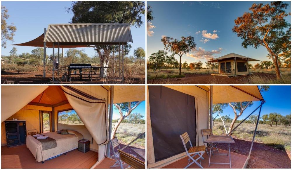 Karijini Eco Retreat, hote for western australia visit