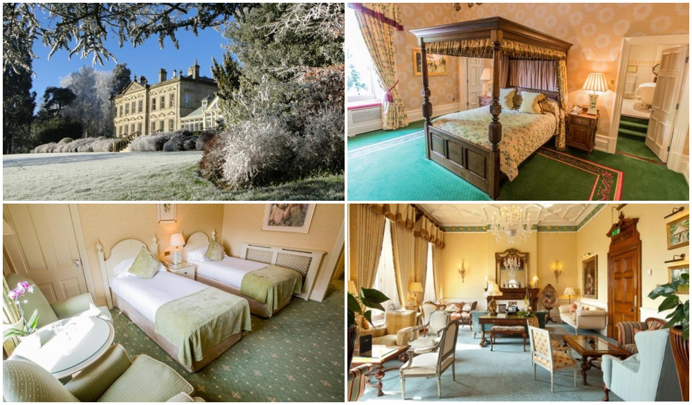 Kilworth House Hotel and Theatre, hotel to stay this Christmas