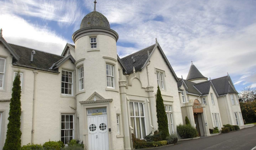 Kingsmills Hotel Inverness, hotel for Scottish Highlands road trip