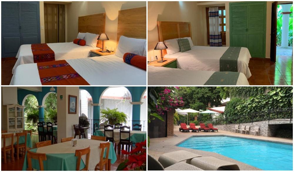La Ceiba Hotel Spa, hotel for the day of the dead celebration