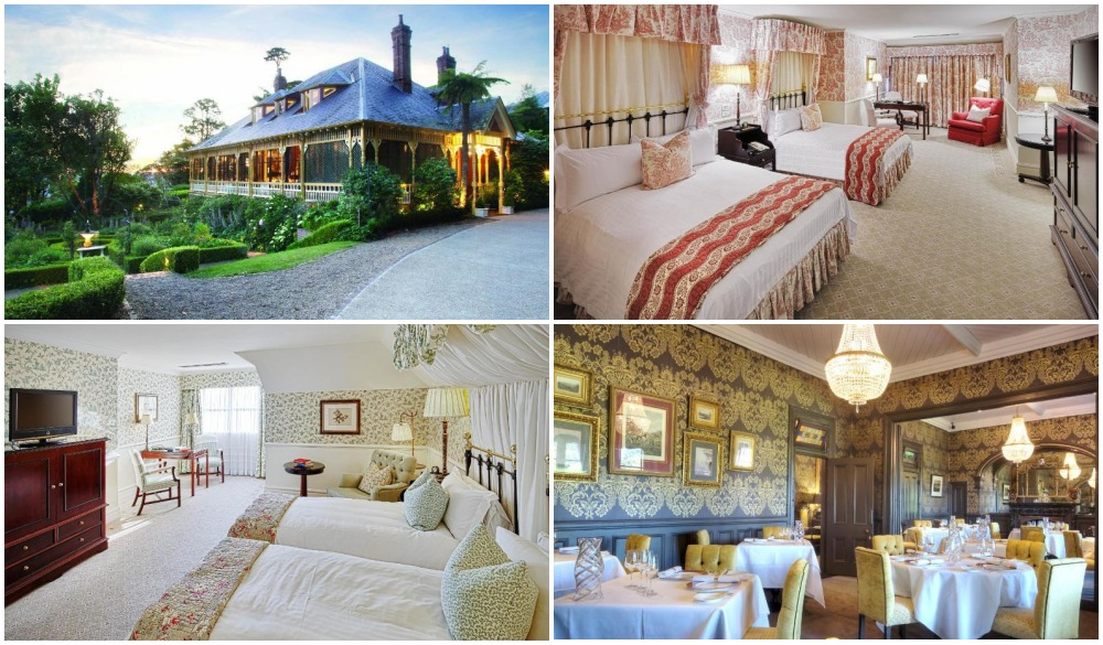 Lilianfels Blue Mountains Resort & Spa, hotel near romantic destinations in Australia